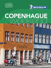 guia verde weekend copenhague (2017) - Aa. Vv.