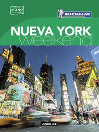 guia verde weekend nueva york (2018) - Aa. Vv.