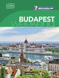 guia verde weekend budapest (2018) - Aa. Vv.