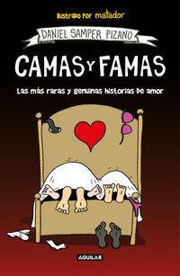 CAMAS Y FAMAS - LAS MAS RARAS Y GENUINAS HISTORIAS DE AMOR