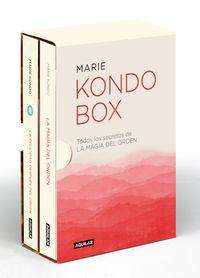 Todos Los Secretos Del Metodo Konmari (edicion Box: La Magia Del Orden | La Felicidad Despues Del Orden) - Marie Kondo