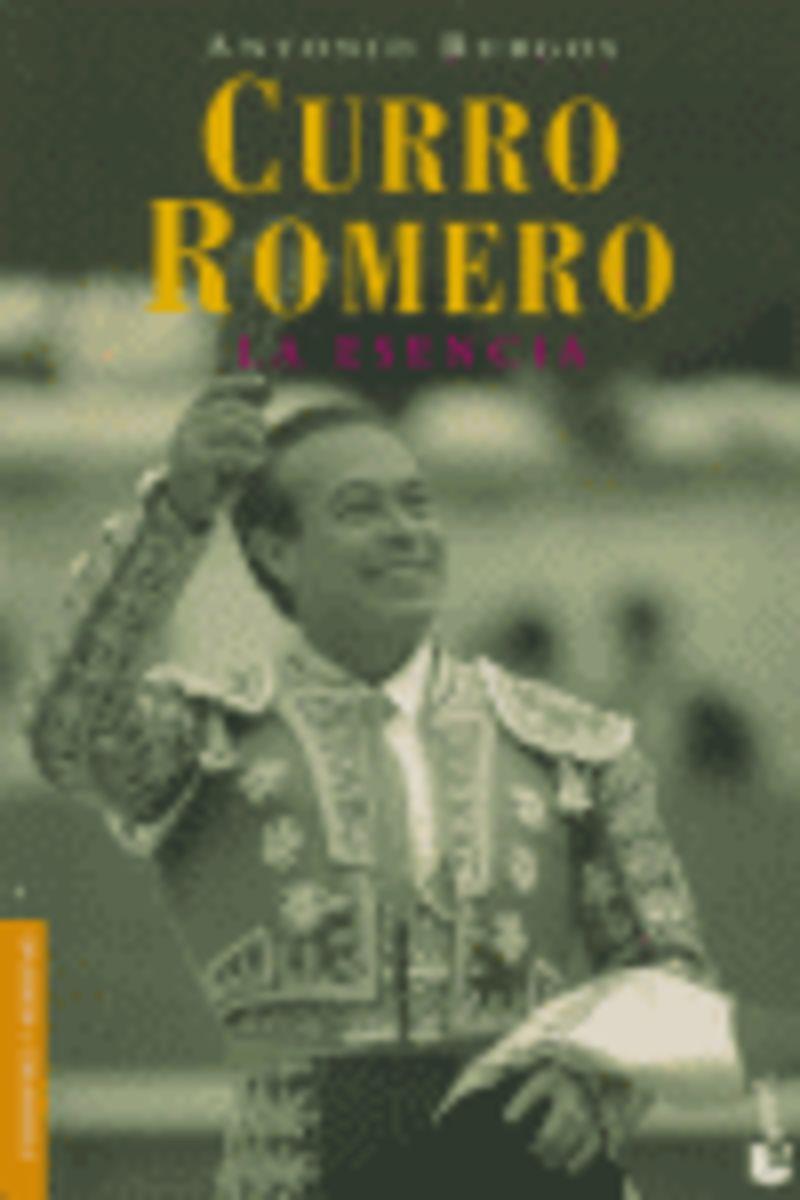 CURRO ROMERO, LA ESENCIA