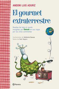 El gourmet extraterrestre - Andoni Luis Aduriz