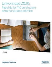 Tic En El Nuevo Entorno Socioeconomico - Aa. Vv.