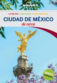 Ciudad De Mexico 1 - De Cerca (lonely Planet) - Jacobo Garcia Garcia