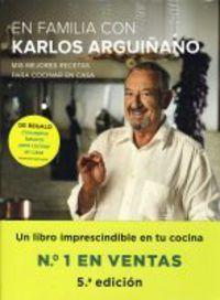(pack) En Familia Con Karlos Arguiñano - Karlos Arguiñano