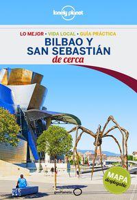 Bilbao Y San Sebastian 1 - De Cerca (lonely Planet) - Stuart Butler / Duncan Garwood