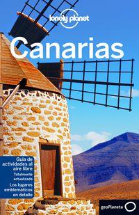 Canarias 2 (lonely Planet) - Josephine Quintero / Lucy Corne
