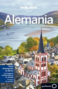 Alemania 6 (lonely Planet) - Aa. Vv.