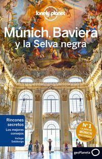 Munich, Baviera Y La Selva Negra 2 (lonely Planet) - Aa. Vv.