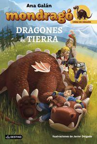 mondrago 1 - dragones de tierra - Ana Galan / Javier Delgado Gonzalez