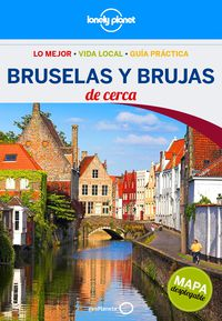 Bruselas Y Brujas 3 - De Cerca (lonely Planet) - Helena Smith
