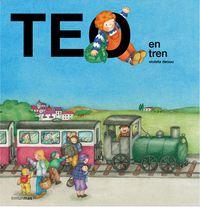 Teo En Tren - Violeta Denou