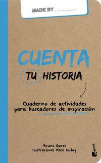 cuenta tu historia - Bruno Garel