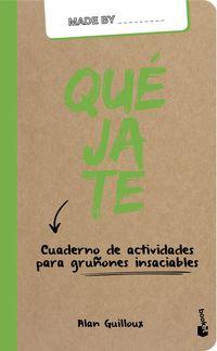 quejate - Alan Guilloux