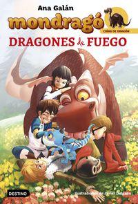 mondrago 2 - dragones de fuego - Ana Galan / Javier Delgado Gonzalez
