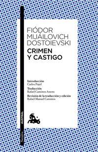 crimen y castigo - Fiodor M. Dostoievski