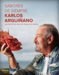 Sabores De Siempre - Karlos Arguiñano
