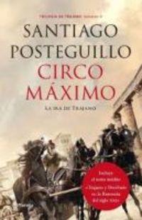 Trilogia De Trajano (estuche) - Santiago Posteguillo