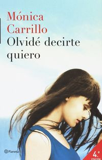 Pack Olvide Decirte Quiero - Monica Carrillo