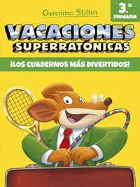 Ep 3 - Vacaciones Superratonicas - Geronimo Stilton - Geronimo Stilton