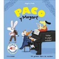 PACO Y MOZART - LIBRO MUSICAL