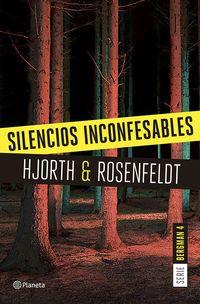 Silencios Inconfesables - Serie Bergman 4 - Michael Hjorth