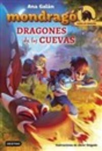 mondrago 4 - dragones de las cuevas - Ana Galan