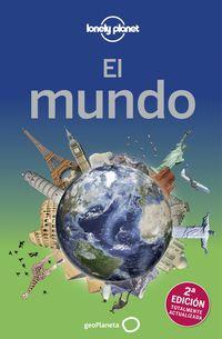 Mundo, El 2 (lonely Planet) - Aa. Vv.
