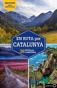 En Ruta Por Cataluña 1 (lonely Planet) - Jordi Monner