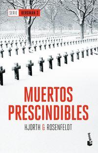 MUERTOS PRESCINDIBLES - SERIE BERGMAN 3