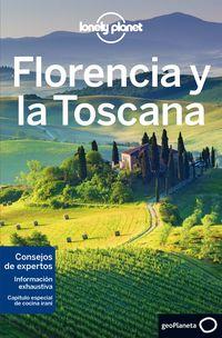 FLORENCIA Y LA TOSCANA 6 (LONELY PLANET)