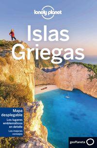 islas griegas 4 (lonely planet) - Alexis Averbuck / Anna Kaminski / [ET AL. ]