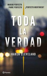 Toda La Verdad - Karen Cleveland