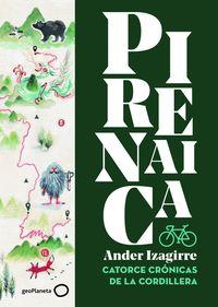 Pirenaica - Ander Izagirre