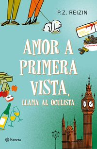 Amor A Primera Vista, Llama Al Oculista - P. Z. Reizin