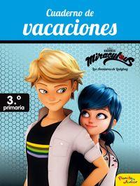 EP 3 - MIRACULOUS - CUADERNO DE VACACIONES