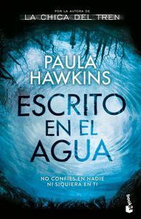 Escrito En El Agua - Paula Hawkins