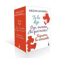 Estuche Megan Maxwell Romantica - Megan Maxwell