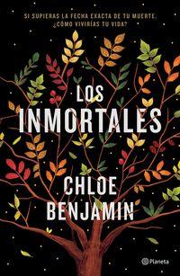 Los inmortales - Chloe Benjamin