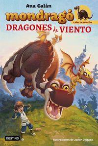 mondrago 6 - dragones de viento - Ana Galan