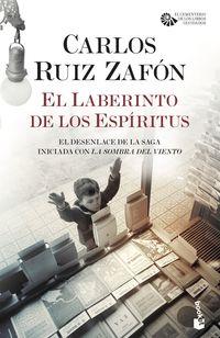 El laberinto de los espiritus - Carlos Ruiz Zafon