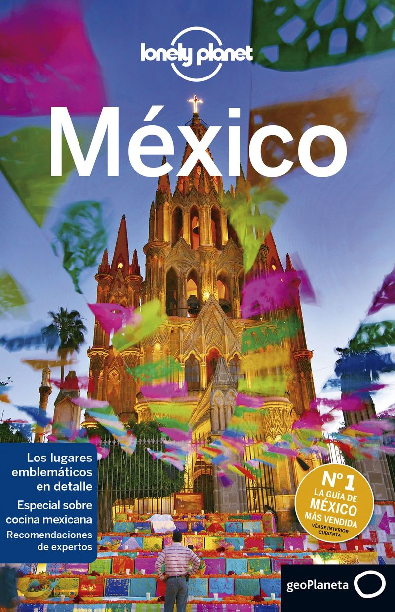 MEXICO 8 (LONELY PLANET)