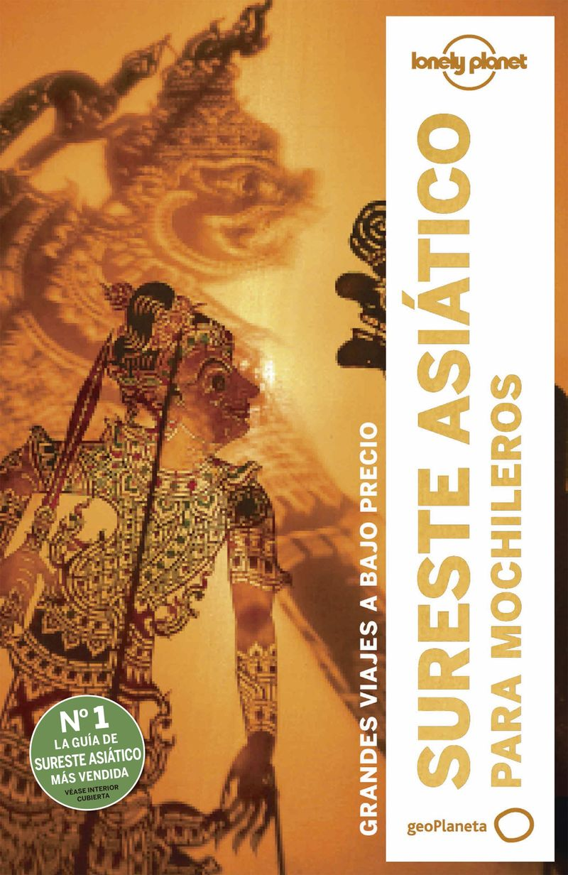 SURESTE ASIATICO PARA MOCHILEROS 6 (LONELY PLANET)