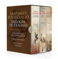 (ESTUCHE) TRILOGIA DE TRAJANO
