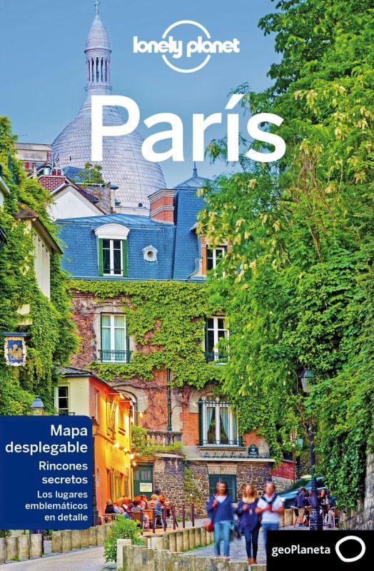 PARIS 7 - GUIAS DE CIUDAD (LONELY PLANET)