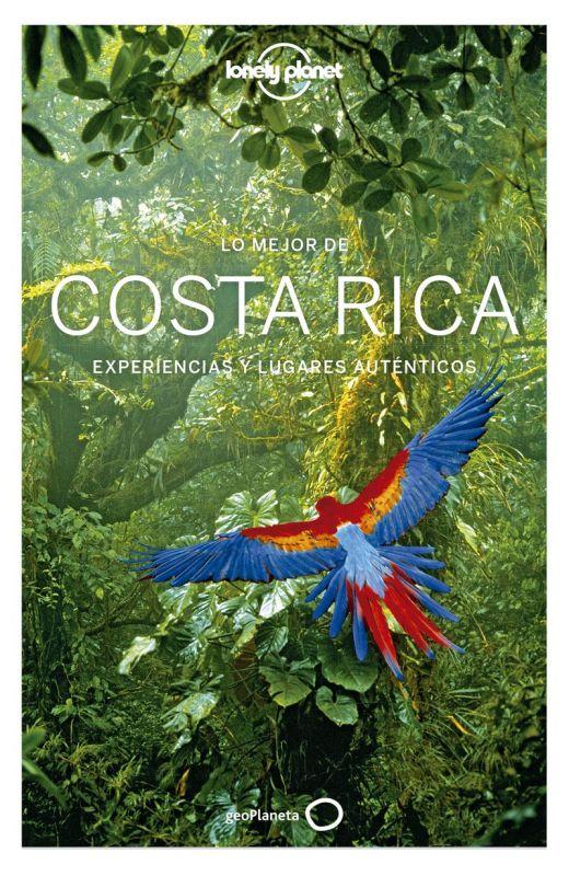 LO MEJOR DE COSTA RICA 3 - LO MEJOR DE (LONELY PLANET)