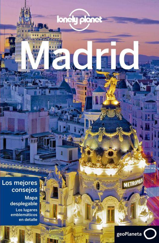 MADRID 7 - GUIAS DE CIUDAD (LONELY PLANET)