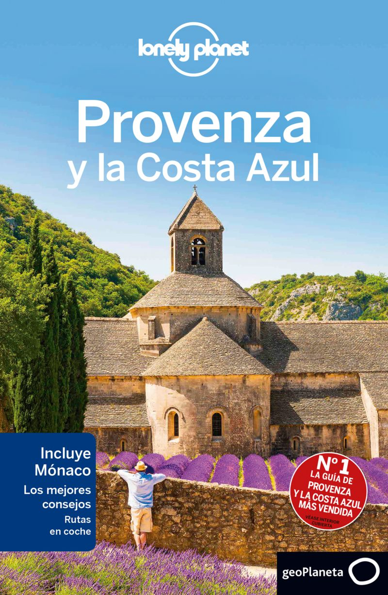 provenza y la costa azul 4 - guias de region (lonely planet) - Hugh Mcnaughtan / Oliver Berry / Gregor Clark