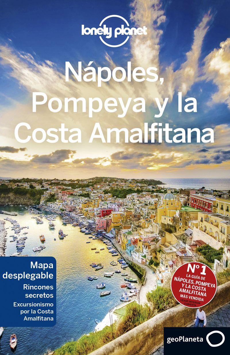 NAPOLES, POMPEYA Y LA COSTA AMALFITANA 3 (LONELY PLANET)